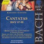 Bach Cantatas Bwv 87-90