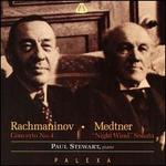 Sergei Rachmaninov: Concerto No. 4; Nicolai Medtner: Night Wind Sonata