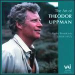 The Art of Theodor Uppman: Radio Broadcasts, 1954 - 1957