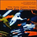 Bernd Alois Zimmermann: Dialogue; Monologue; Perspektiven; Photoptosis