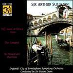 Sullivan: Tempest/Merchant of Venice