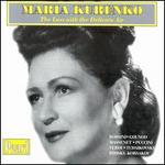Maria Kurenko: The Lass with the Delicate Air