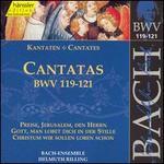 Bach: Cantatas, BWV 119-121