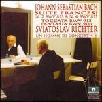 Bach: Suite francesi N. 2 & 4, BWV 813 & 815