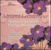 Cilea: Adriana Lecouvreur - Attilio d'Orazi (vocals); Emmy Greger (vocals); Gerard Friedmann (vocals); Jacques Villisech (vocals); Janet Coster (vocals);...