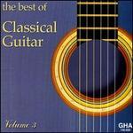 Best of Classical Guitar, Vol.3