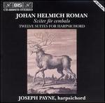 Roman: 12 Suites for Harpsichord