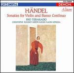 6 Sonatas for Violin & Basso Continuo