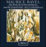Ravel: Works for Violin & Piano