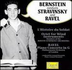 Bernstein conducts Stravinsky and Ravel