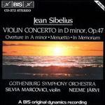 Sibelius: Violin Concerto, etc.
