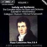Beethoven: Piano Concertos 2 & 4