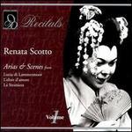 Renata Scotto, Vol.1
