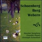 Schoenberg, Berg and Webern