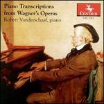 Piano Transcriptions from Wagner's Operas