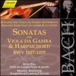Bach: Sonatas for Viola da Gamba & Harpsichord, BWV 1027-1029