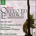 Gluck: Orfeo Ed Euridice (Extraits / Highlights)
