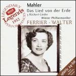 Mahler: Das Lied von der Erde; 3 Rnckert-Lieder