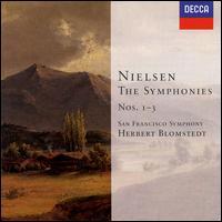 Nielsen: Symphonies Nos. 1-3 - Kevin McMillan (baritone); Nancy Wait Kromm (soprano); San Francisco Symphony Chorus (choir, chorus);...