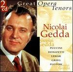 Great Opera Tenors: Nicolai Gedda