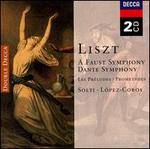 Liszt: A Faust Symphony; Dante Symphony; Les Pr�ludes; Prometheus