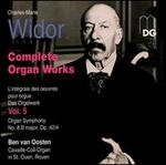 Widor: Complete Organ Works, Vol. 5