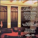 Opus 190: Frederick Hohman Plays Vintage Repertoire