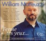William Matteuzzi: Ferme tes yeux....