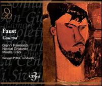 Charles Gounod: Faust - Alfredo Giacomotti (vocals); Anna di Stasio (vocals); Gianni Raimondi (vocals); Luigi Alva (vocals); Mirella Freni (vocals);...