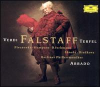 Verdi: Falstaff - Adrianne Pieczonka (vocals); Anatoly Kotcherga (vocals); Bryn Terfel (vocals); Dorothea R�schmann (vocals);...