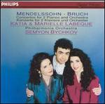Mendelssohn, Bruch: Concertos for 2 Pianos and Orchestra