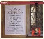 Verdi-Stiffelio / Carreras · Sass · Manuguerra · Ganzarolli · Orf Symphony Orchestra and Chorus Vienna · Gardelli