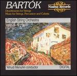 Bartok: Divertimento for Strings; Music for Strings, Percussion, & Celesta
