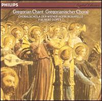 Gregorian Chant -
