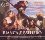 Rossini-Bianca E Falliero / Larmore · Cullagh · Banks · D'Arcangelo · Lpo · Parry (Complete Opera)