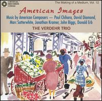 American Images - Elsa Ludewig-Verdehr (clarinet); Verdehr Trio; Walter Verdehr (violin)