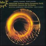 Panufnik & Sessions: Symphony No. 8 & Concerto