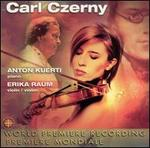 Czerny: Violin Sonata in a Major / Concert Variations, Op. 1