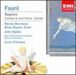 Faure: Requiem / Ballade in F Sharp / Cantique De Jean Racine