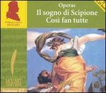 Mozart: Il sogno di Sciopione & Cos8 fan tutte