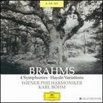 Brahms: 4 Symphonies; Haydn Variations