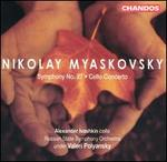 Nikolay Myaskovsky: Symphony No. 27; Cello Concerto