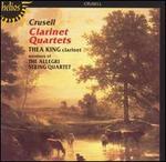 Crusell: Clarinet Quartets