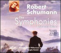Schumann: The Symphonies; Scherzo in G minor - Czech Philharmonic Chamber Orchestra; Douglas Bostock (conductor)