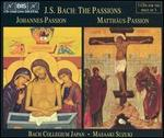 Bach: the Passions (St John Passion; Matthew Passion) /Suzuki [Box Set]