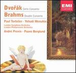 Dvor�k: Cello Concerto; Brahms: Double Concerto