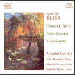 Arthur Bliss: Chamber Music, Vol. 2-Oboe Quintet; Piano Quartet; Viola Sonata
