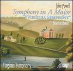 "John Powell: Symphony in A minor (""Virginia Symphony"")"