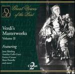 Great Voices of the Past: Verdi Masterworks 2