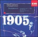 """Shostakovich: Symphony No. 11 """"1903""""; Jazz Suite No. 1; Waltz; Tahiti Trot"""